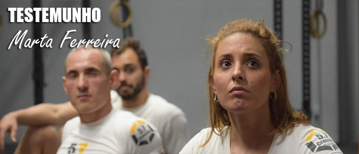 Testemunho: Marta Ferreira