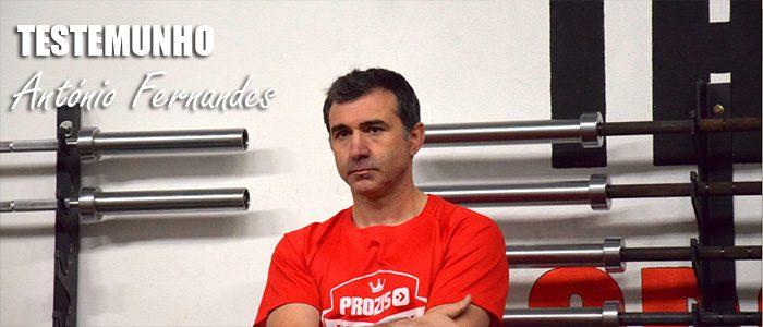 Testemunho: António Fernandes