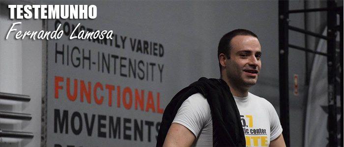Testemunho: Fernando Lamosa