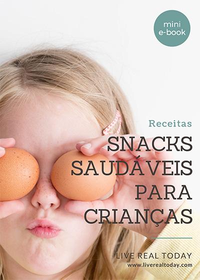 Snacks Saudáveis para Crianças