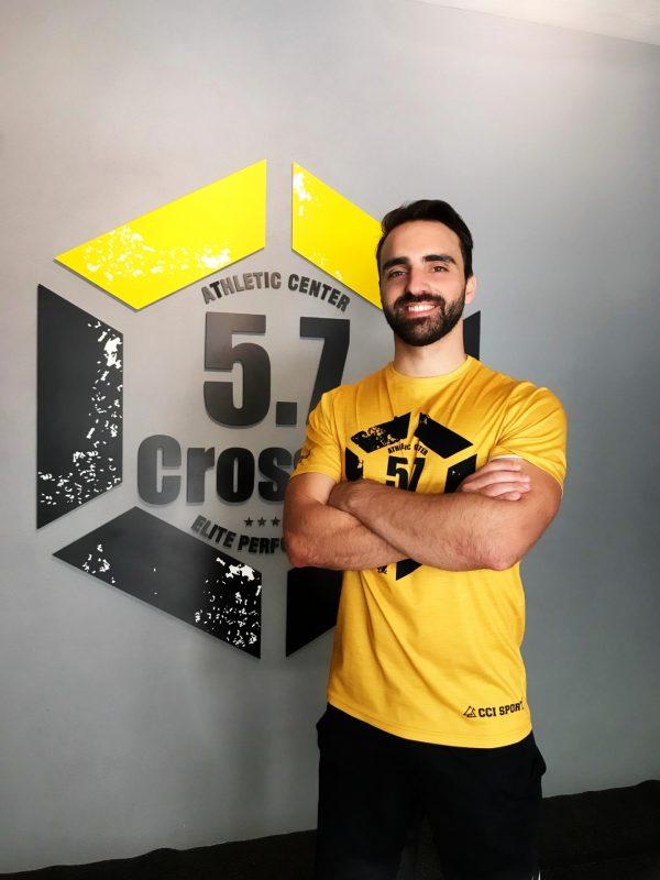 José Silva - 5.7 Crossfit