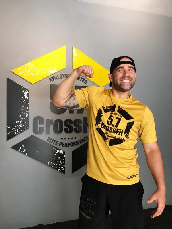 Marcos Pinto - 5.7 CrossFit