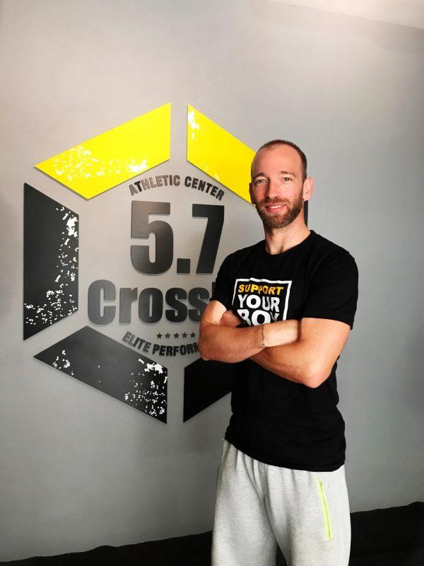 Pedro Barreira - 5.7 Crossfit